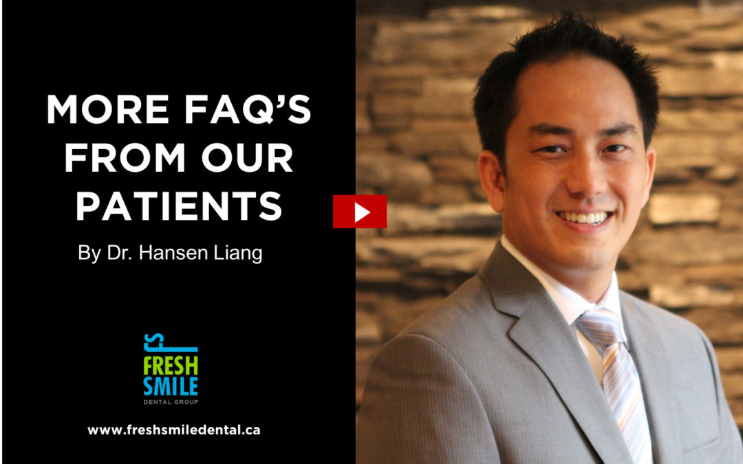 More FAQ's From Our Patients